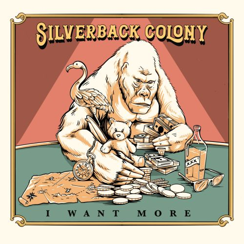 "Stereo Embers' Video Premiere: ""I Want More"" by Silverback Colony"