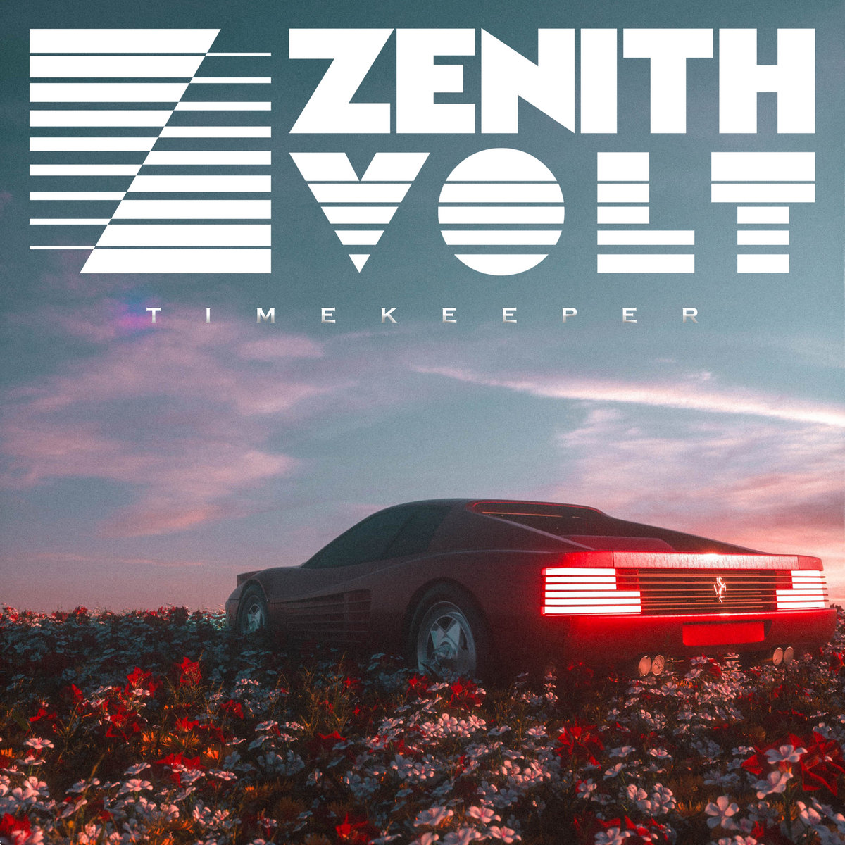 "STEREO EMBERS VIDEO PREMIER – ""Galaxy"" from Hawaii-based synth artist Zenith Volt's Upcoming Debut Album"