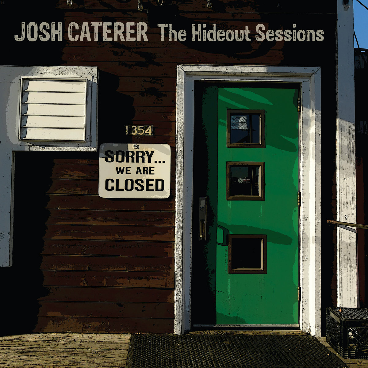 "A Crafty Act of Comfort and Devotion – ""The Hideout Sessions"" from Smoking Popes' Josh Caterer"