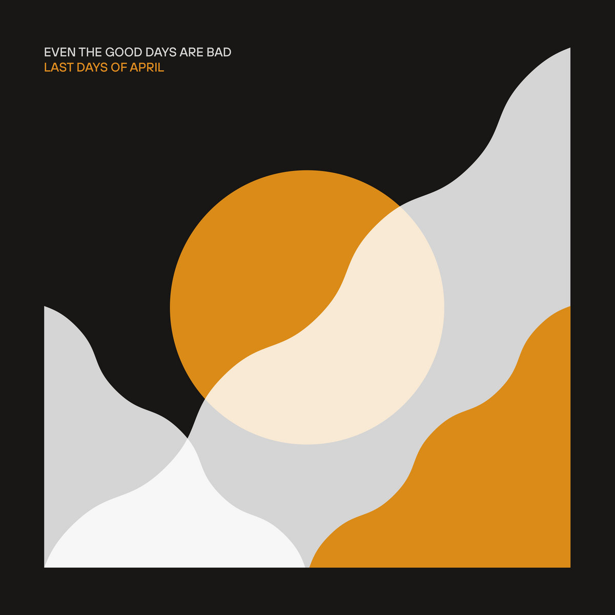 """Gliding (Once More) Through the Multiverse Landscapes of the Pop Sublime – """"Even the Good Days are Bad"""" from Stockholm's Last Days of April"""