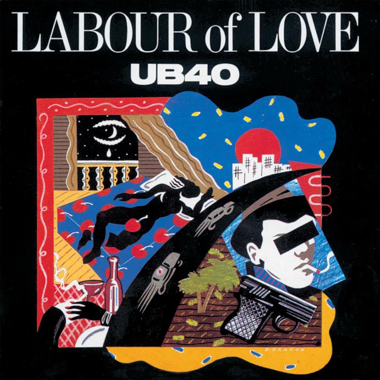 UB40's Brian Travers Dead At 62
