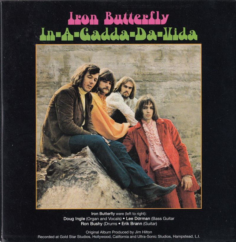 Iron Butterfly's Ron Bushy Dead At 79