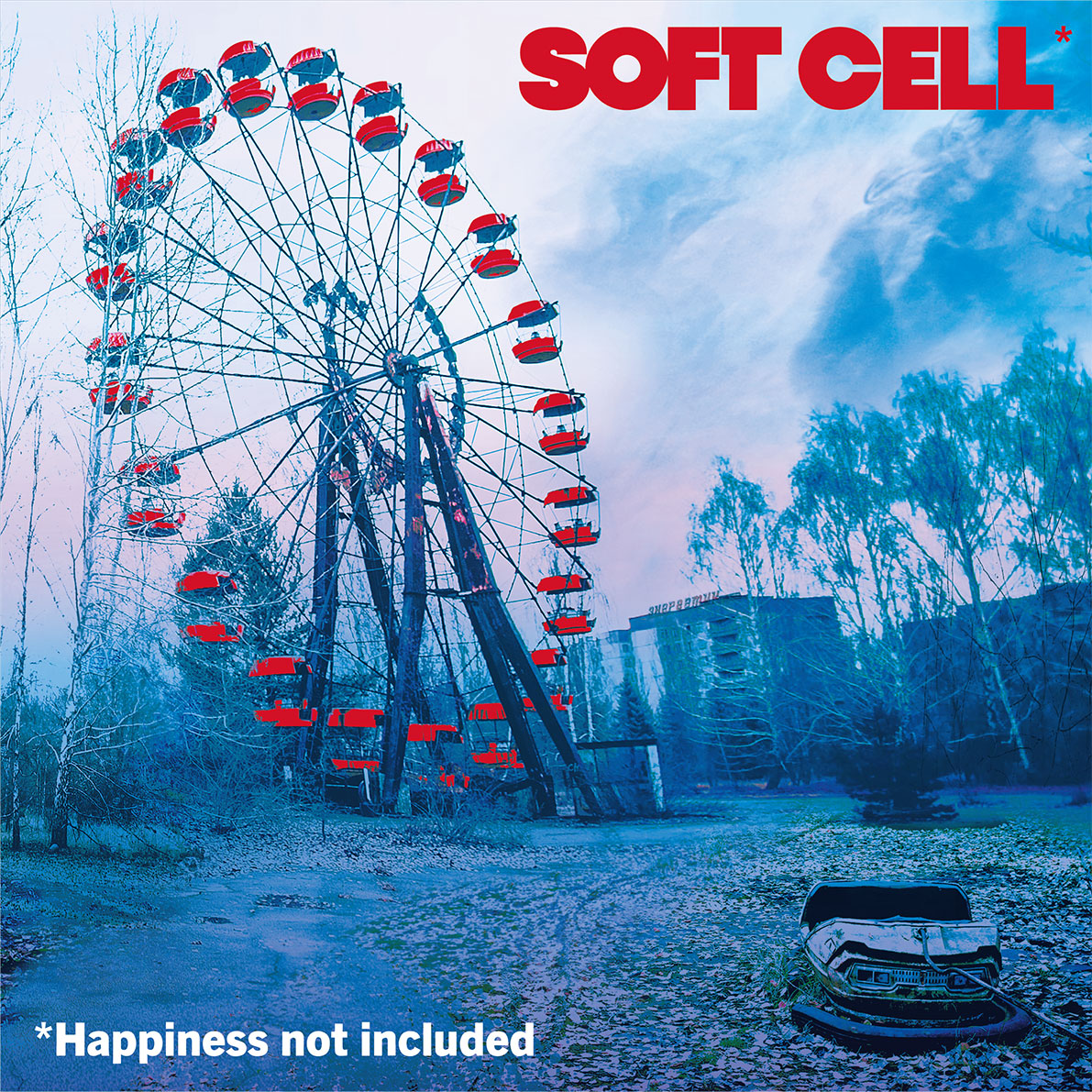 Soft Cell To Release First New Album In 20 Years