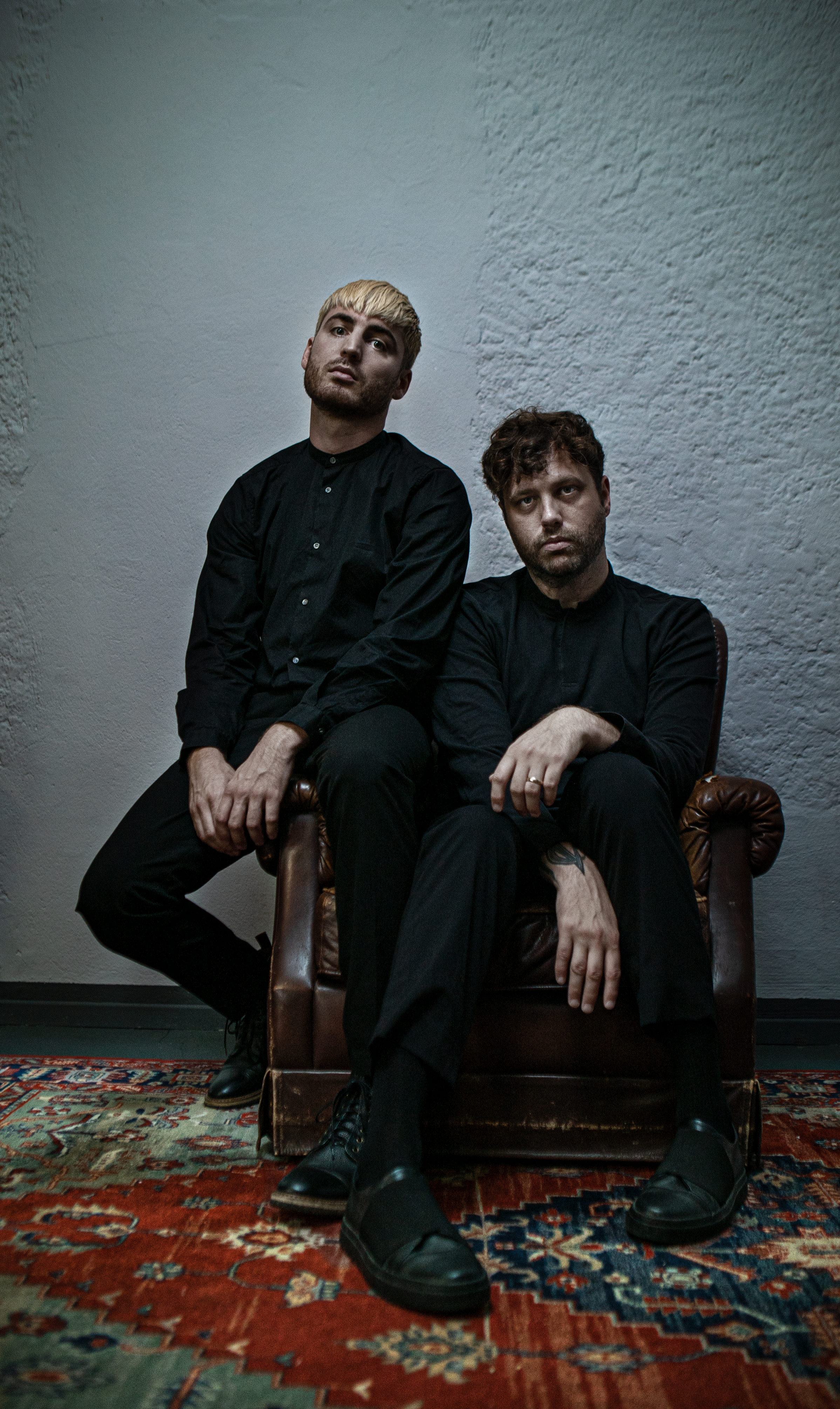 """Hear Just-Released New Track """"Nevermind"""" from Dark Powerhouse Post-Punk Band Crying Vessel, New Album 'Before Life Was Death' Coming May 2022"""